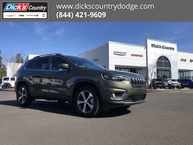 Pre Owned 2019 Jeep Cherokee Limited