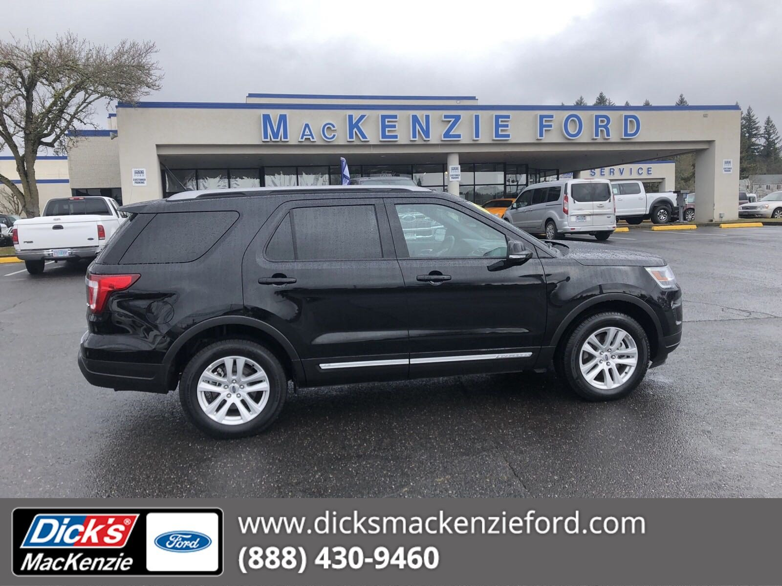 Certified Pre Owned 2018 Ford Explorer Xlt