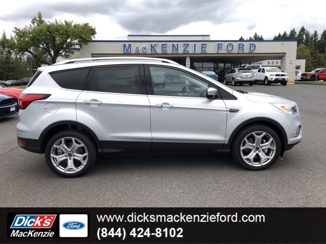 Ford Escape Sport >> New 2019 Ford Escape Titanium 4wd With Navigation 4wd