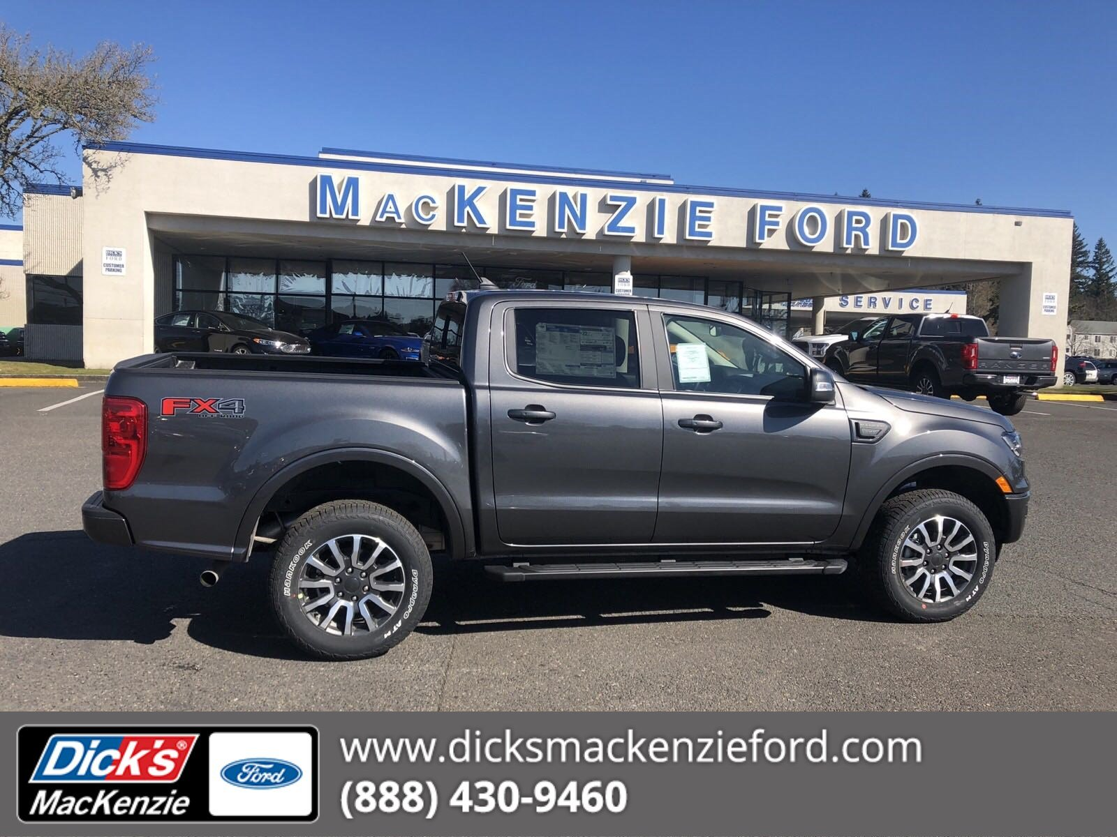 New 2019 Ford Ranger Lariat 4wd Crew145