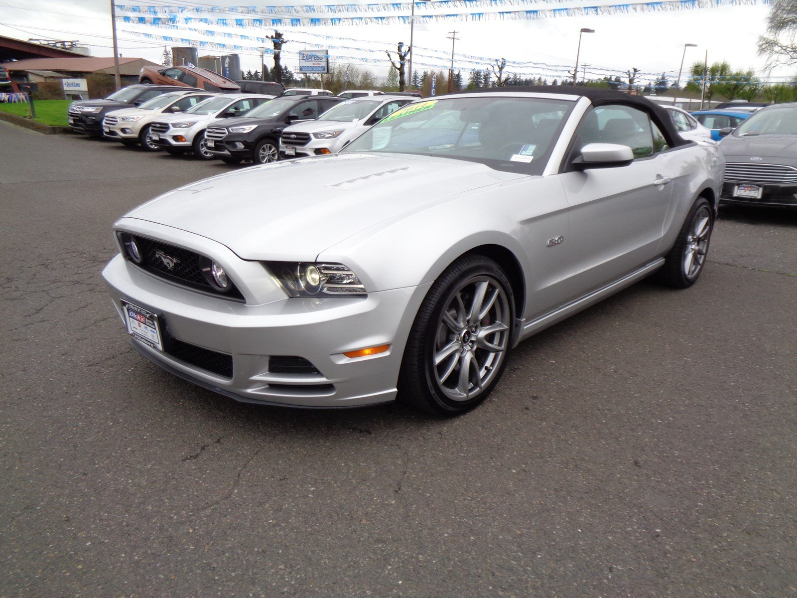 83371fec63 Pre-Owned 2014 Ford Mustang GT Premium Convertible in Hillsboro ...