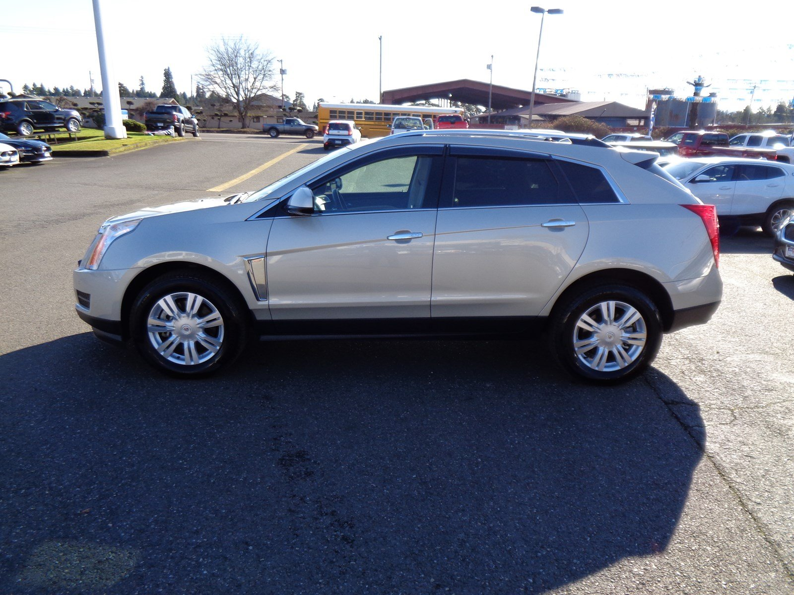 Pre Owned 2016 Cadillac Srx Luxury Collection