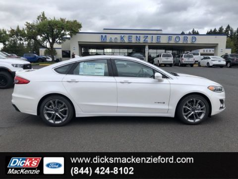 New Ford Fusion Hybrid for Sale in Hillsboro | Dick's